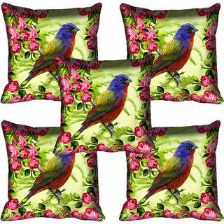 meSleep Bird Digital Printed Cushion Cover 20x20 - 20CD-81-080-05