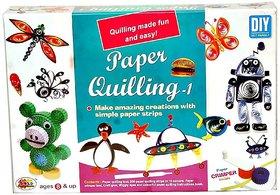 Ekta Paper Quilling - 1