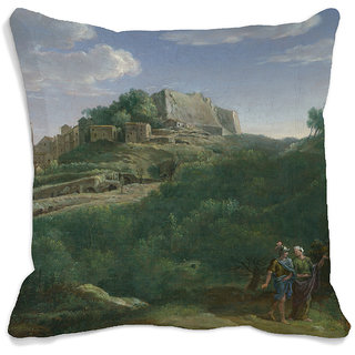 meSleep Castle 3D Cushion Covers - 12CD-38-02