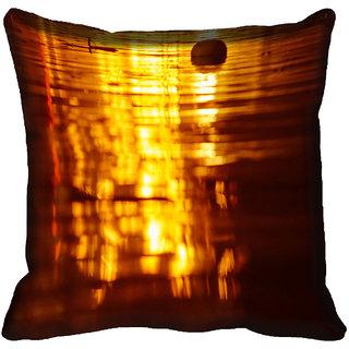 meSleep Nature Digitally Printed Cushion Cover (12x12) - 12CD-45-267