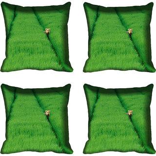 meSleep Dog Digital printed Cushion Cover (18x18) - 20CD-68-180-04