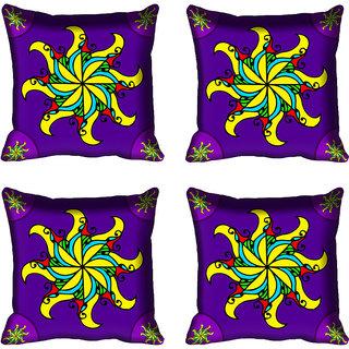meSleep Beautiful Design Digital Printed Cushion Cover 18x18 - 20CD-82-098-04