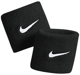 Combo of 2 Original Sports Wristband with Dri-Fit fabric - Black