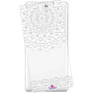 buy online 4f91b 30542 Snooky Printed Transparent Silicone Back Case Cover For Sony Xperia C5 Ultra