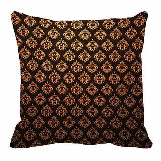 meSleep Traditional   Digitally Printed 18x18 inch Cushion Cover - 18CD-20-37