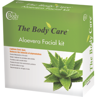 The Body Care -	Aloevera Facial Kit