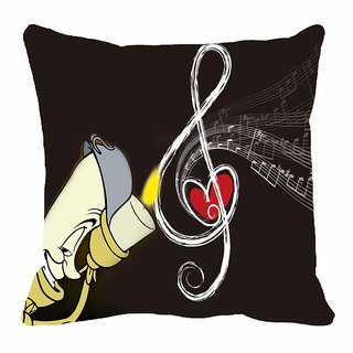 meSleep Light love Digitally Printed 18x18 inch Cushion Covers - 18CD-20-33