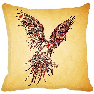 cushion covers meSleep Parrot Digitally Printed cushion covers - 20CD-34-42