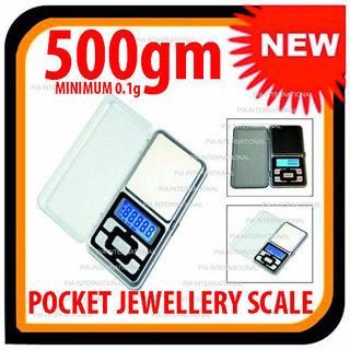 Jewellery Gems Pocket Digital Weighing Scale