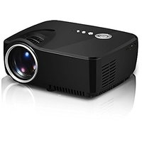 Zeasun 1200 Lumens 800x480 Mini Portable Multimedia Bea