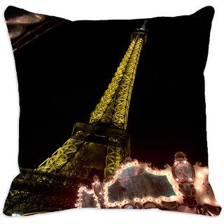 meSleep Eiffel Tower 3D Cushion Covers - 20CD-35-75