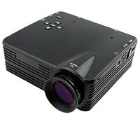 Rienar Home Cinema Theater Multimedia LED LCD Projector