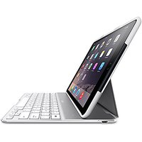 Belkin QODE Ultimate Keyboard Case For IPad Air 2 (Whit