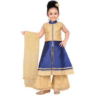 400060acbe8d Buy Adiva Kids Party Wear Palazzo Suit Set For Girls Online @ ₹599 ...