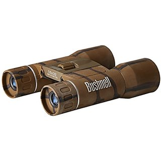 Bushnell Powerview 8x21mm Compact Folding Roof Prism Binocular Camouflage