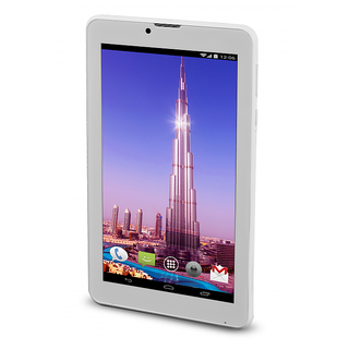 Ambrane AQ-700 (7 Inch, 8 GB, Wi-Fi + 3G Calling, White)