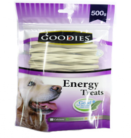 Goodies Calcium Twisted (500g)