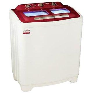 Godrej Gws 6502 Ppc 6.5 Kg Top Loading Semi Automatic Washing Machine Coral Pink