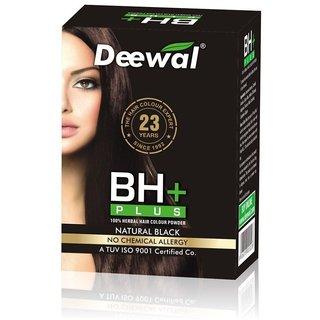 Beauty Shine Bh+ Hair Colour Black@AS