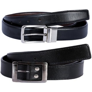Hardys Collection Multicolor Pure Leather Men'S Belt