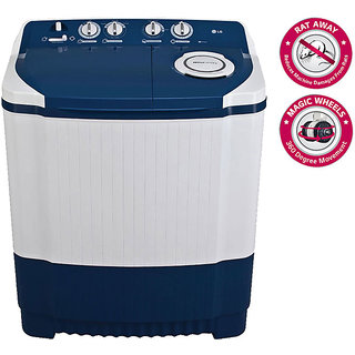LG P8540R3FM1 7.5 Kg Top Load Semi Automatic Washing Machine