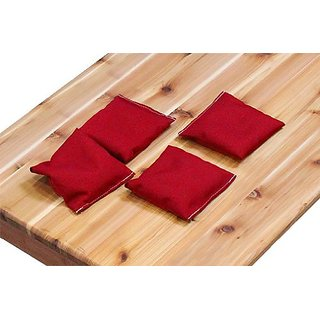Red Bean Bags  Set of 4  available at ShopClues for Rs.4690