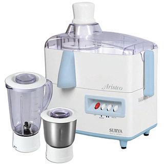 Surya Aristeo Juicer Mixer Grinder White