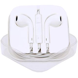 Iphone white Earphone