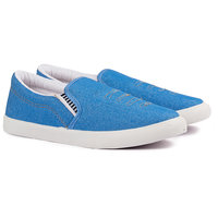 Pan Lifestyle Men Blue Lace-Up Casual Shoes