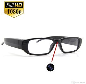 MDSKART HD DVR 1080P 5 MP Glasses Spy Hidden Camera, Video Recorder