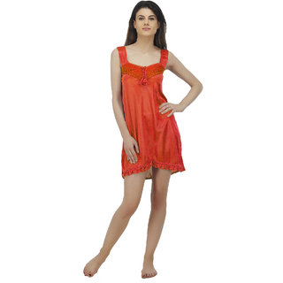 f38e45e6bb3 Buy Arlopa Baby Doll in satin Online - Get 75% Off