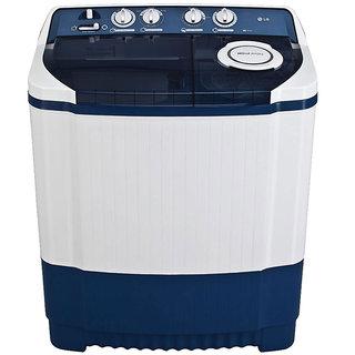 Lg 7.8 Kg Top Load P8837R3Sm(Db) Semi Automatic Washing Machine