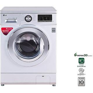 LG FH4G6TDNL42 8Kg Fully Automatic Washing..