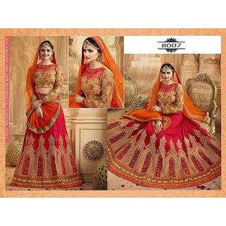 Femina Enterprises Wedding Lehengas