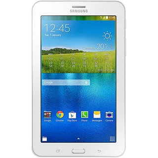 Samsung Galaxy Tab 3 V T116 (7 Inch,8 GB, Cream White, Single Sim with WiFi 3G)