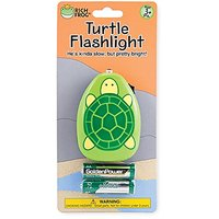 Rich Frog Turtle Indoor And Outdoor Flashlight For Kids