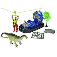 Wild Republic E-Team X Dino Zipline Adventure Playset