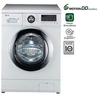 LG FH496TDL23 8 Kg Front Load Fully Automatic Washing Machine