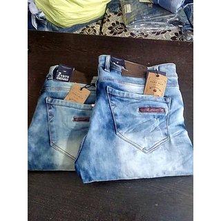 Cotton Stretchable Light Jeans
