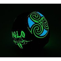 Glow In The Dark Black Green & Blue Foot Sack By OGLO S
