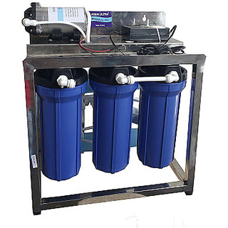 Aqua blue shine 25 ltr commercial ro