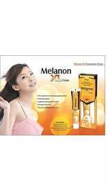 Melanon XL Cream for dark spots (set of 4 pcs.) 20 gm each