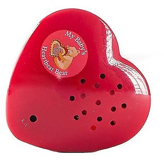 My Babys Heartbeat Bear Replacement or Extra 20 Second Heart Recorder for My Babys Heartbeat Bear MY BABY/'S HEARTBEAT BEAR
