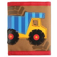 Stephen Joseph Construction Wallet - Kids Wallets