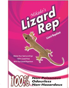 Lizard Repellent- Mikado Engineers