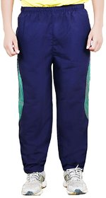 Akaas Blue Polyester Trackpant For Men