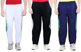 Akaas Multicolor Polyester Trackpant For Men