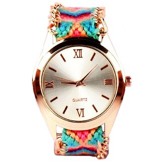 SIMPLE SOBER LOOK Hathi Analog Watch For Girls