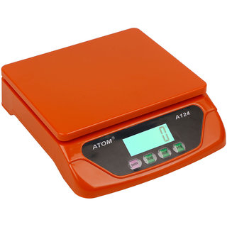ATOM-A-124 Digital Kitchen Scale