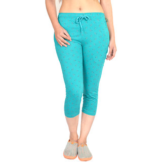 Hardihood Cotton Capri
